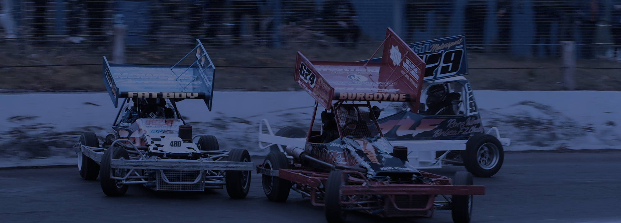 BriSCA F2 WCQR, Saloon Stock Cars, Stock Rods & Prostock Basics